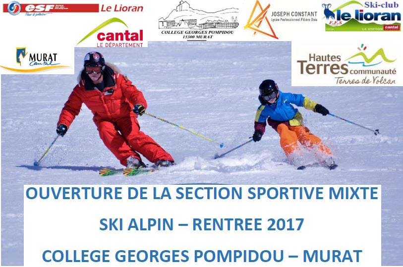 Section sportive murat1